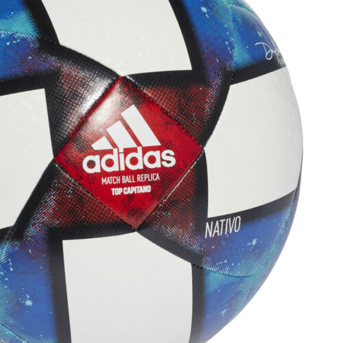 Adidas MLS Top Capitano Soccer Ball Size 5 NEW