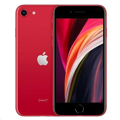 Apple iPhone SE 2020 Dual SIM 128GB (PRODUCT) - RED