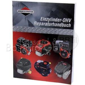 272945  Briggs & Stratton Reparaturhandbuch Einzylindermotoren, Vanguard OHV