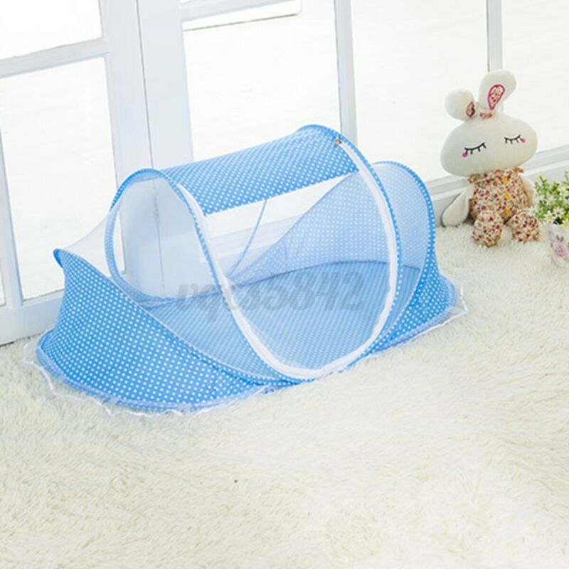 Foldable Baby Infant Portable Foldable Mosquito Net Tent Travel Infant Bed