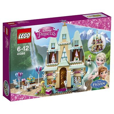 Lego 41068 Disney Princess Arendelle Castle Celebration Building Blocks Toy 6-12