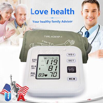 Upper Arm Blood Pressure Monitor Manual Blood Pressure Machines Monitoring Adult