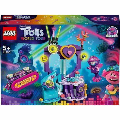 19763218-C LEGO® Set »LEGO® Trolls 41250 Party am Techno Riff« *NEU*