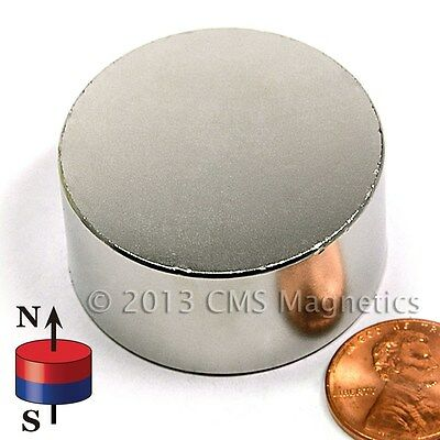 Neodymium Disk Magnets N42 1.5x0.5 Strong Ndfeb Rare Earth Magnets Lot 5