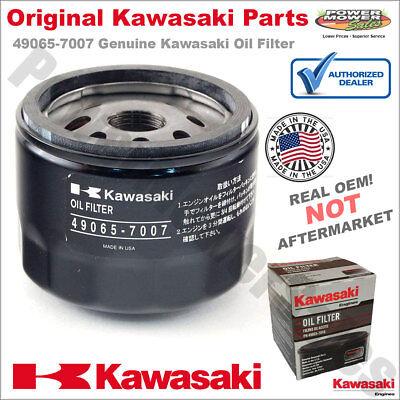Genuine Kawasaki Oil Filter 49065-7007 Fits 22-24 HP FR / FS
