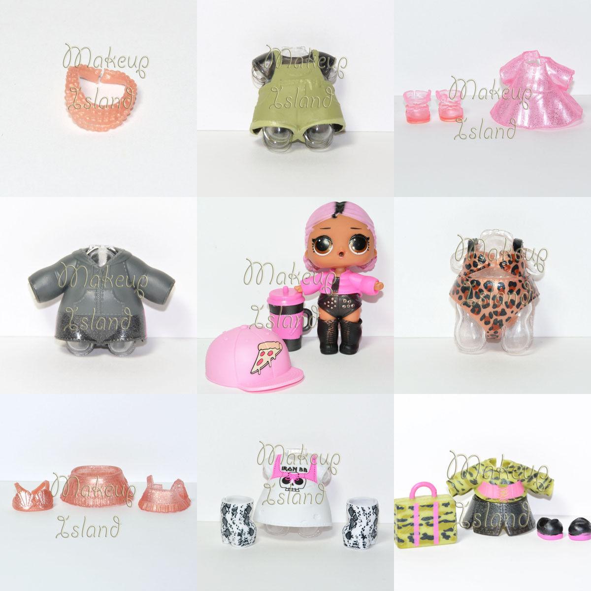 FREE Gift incl Lot 10 LOL Surprise Dolls Lot Random Big Sisters// NO DUPLICATES