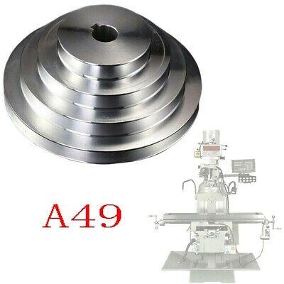 A49 Milling Machine Parttransmission Motor Belt Pulley Vertical Bridgeport Mill