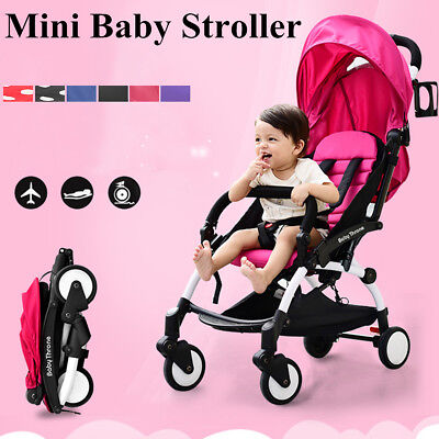Portable Baby Kids Stroller Lightweight Toddler Buggy Pushchair Infant Carriage