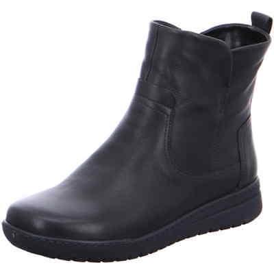 Ara Stiefel Dakota schwarz warm Reißverschluß Gaucho Soft Weite H Leder 44935 61