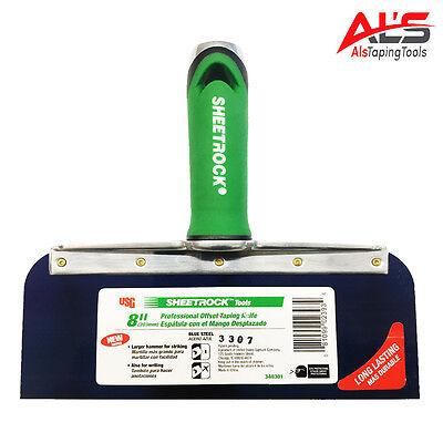 Usg Sheetrock 8 Offset Drywall Taping Knife - New