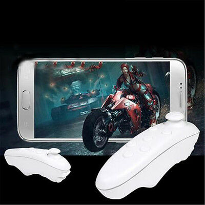 VR BOX Virtual Reality 3D Glasses Bluetooth Remote Control For Smartphone Iphone