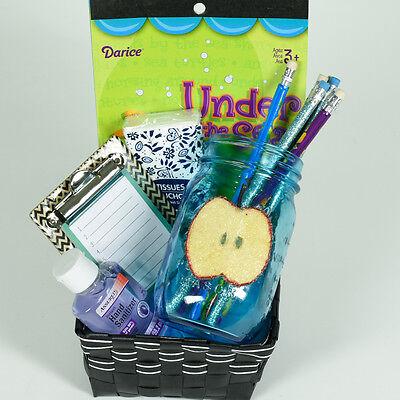 Teacher's Appreciation Gift Basket - Under the Sea (12 items)](Under The Sea Items)