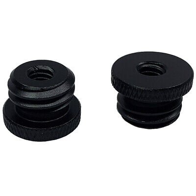 New 2 Pcs 14 To 58x11thread Adpater For Mini Prism Total Station Surveying