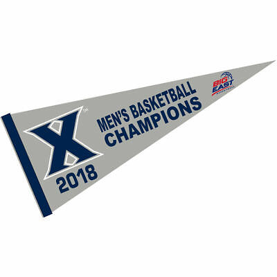 Xavier University 12  X 30  Big East Basketball 2018 Champions Pennant