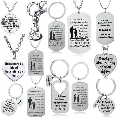 Mom Keychain - Gifts For Sister Daughter Mother Mom Friends Women Keychain Keyring Key Chain