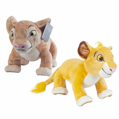 Disney The Lion King Nala Simba Plush Doll Stuffed Figure Toy X'mas Gift - 15 In Lion King Dolls