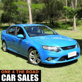 From $42 P/Week 2010 Ford Falcon XR6 NO DEPOSIT FINANCE T.A.P