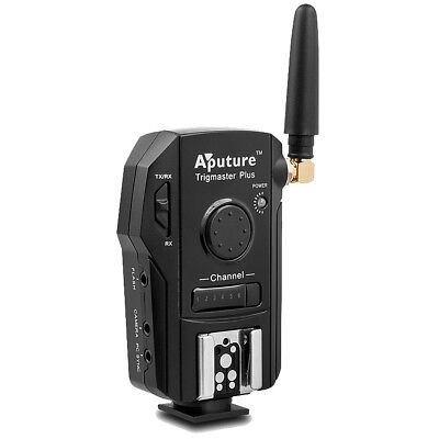 Aputure Trigmaster Plus Blitzauslöser + Kamera Auslöser TX1S f Sony Alpha 580 ua Tx1 Kamera
