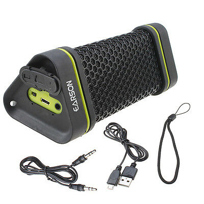 EARSON Outdoor Waterproof Shockproof Wireless Bluetooth Speaker For ipod iphone  on Rummage