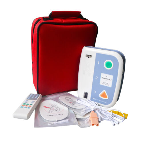Automated External Defibrillator AED Trainer Device For CPR Training in Korean 1