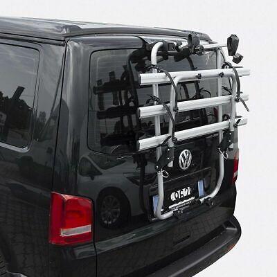 Menabo Shadow Posteriore PORTABICI PER VW T6 Multivan Bus PORTELLONE,3 BICI