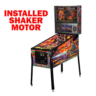 Stern Black Knight 'Sword of Rage' LE Pinball Machine
