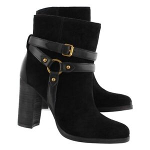 Brand new UGG suede ankle boots- size 10
