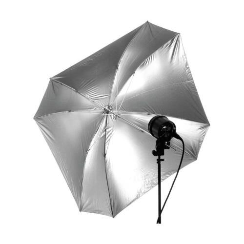 """48"""" Dynalite Square silver Umbrella diffuser Reflector Umbrella Photo Studio"""