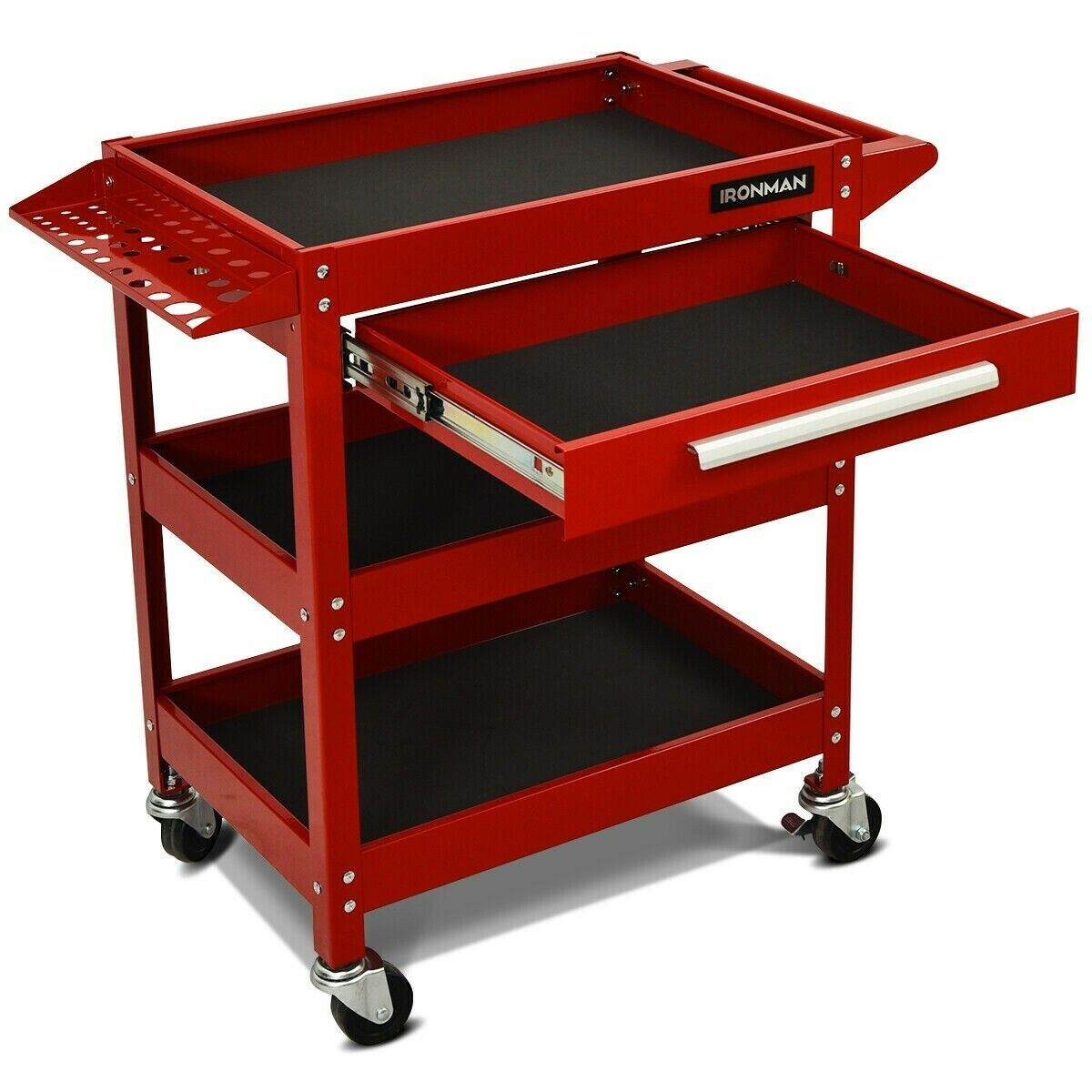 rolling tool cart mechanic cabinet storage tool