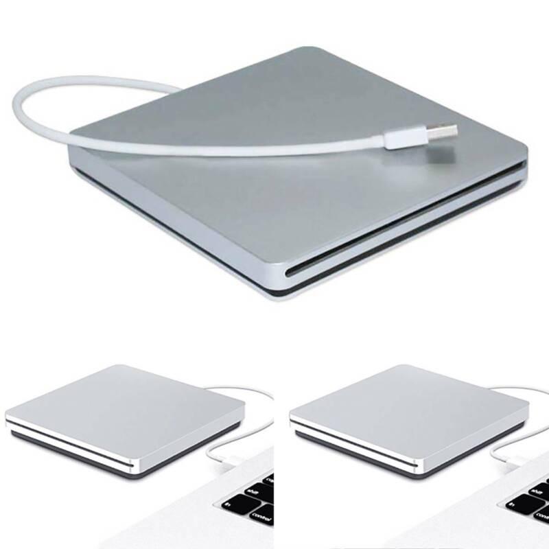 For Apple Macbook Pro Air MAC PC Laptop USB External Slot-in