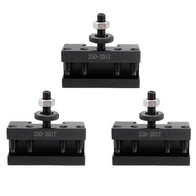 3pcs Bxa 250-201 Xl Oversize 34 Turning Tool Holder For 10-15 Lathe Cnc