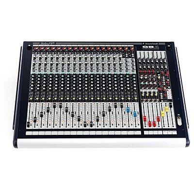 Soundcraft GB4-16 pro Live-Studio-monitor-FOH 16-channel mixer