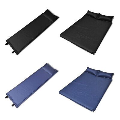 Luftmatratze selbstaufblasend Luftbett Isomatte Camping Matratze Matte