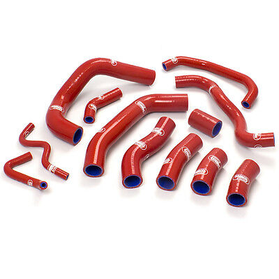 Usado, Samco Set Mangas Tubos Radiador Rojo Honda CBR 1000RR Fireblade 2004-2005 comprar usado  Enviando para Brazil