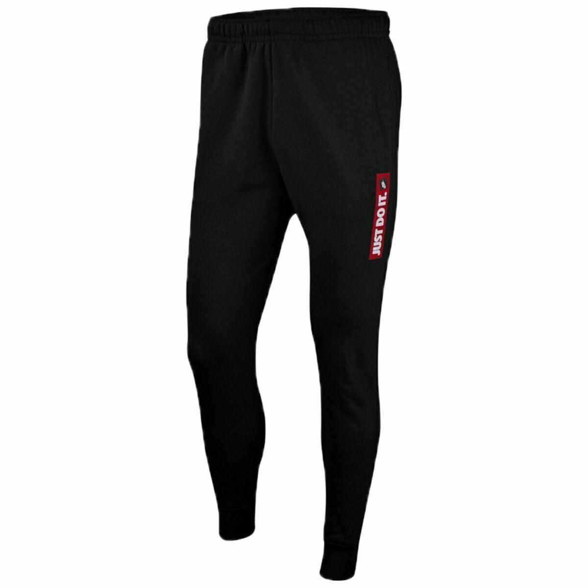 NIKE $55 Men's Joggers Taper Leg Training Fleece Pants 3 Poc