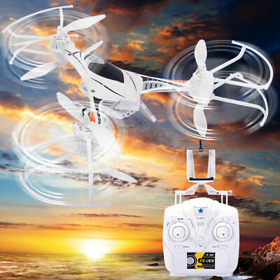 2.4G 4CH 6-axis Gyro RC WIFI FPV Quadcopter LED Light &HD Camera Drone
