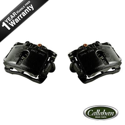 Rear Black Brake Calipers For 2003 2004 2005 2006 CHEVROLET TAHOE SUBURBAN 1500