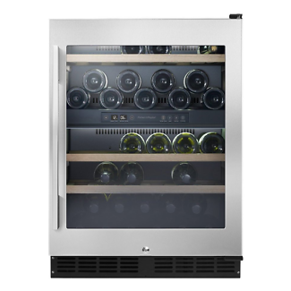 Fisher and Paykel 32 bottle wine cabinet fridge