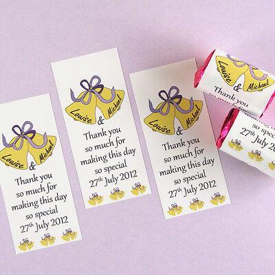 Personalised wedding LOVE HEART sweets Personalised just for you! Great - Personalized Love Heart Sweets