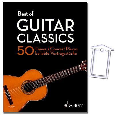 Best of Guitar Classics - Gitarren Noten - Schott - ED22060 - 9783795749729