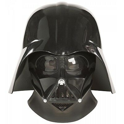 Darth Vader Costume Accessories (Darth Vader Helmet Adult Star Wars Costume Mask Fancy)