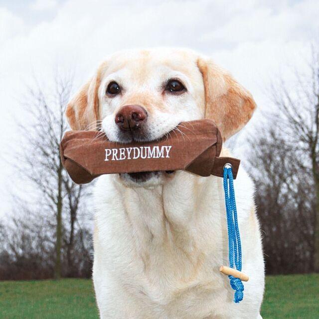 Trixie Dog Activity Preydummy, 7 × 18 cm, Brown 32192