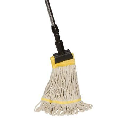 Tidy Tools Industrial Grade String Mop With Aluminum Handle And Jaw Clamp