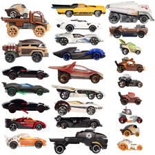 12pk Star Wars Die Cast Hot Wheels Cars Toys Collectibles Boys Girls Kids Mattel