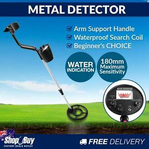 Free Delivery: Deep Target Sensitive Searching Metal Detector Go Homebush Strathfield Area Preview
