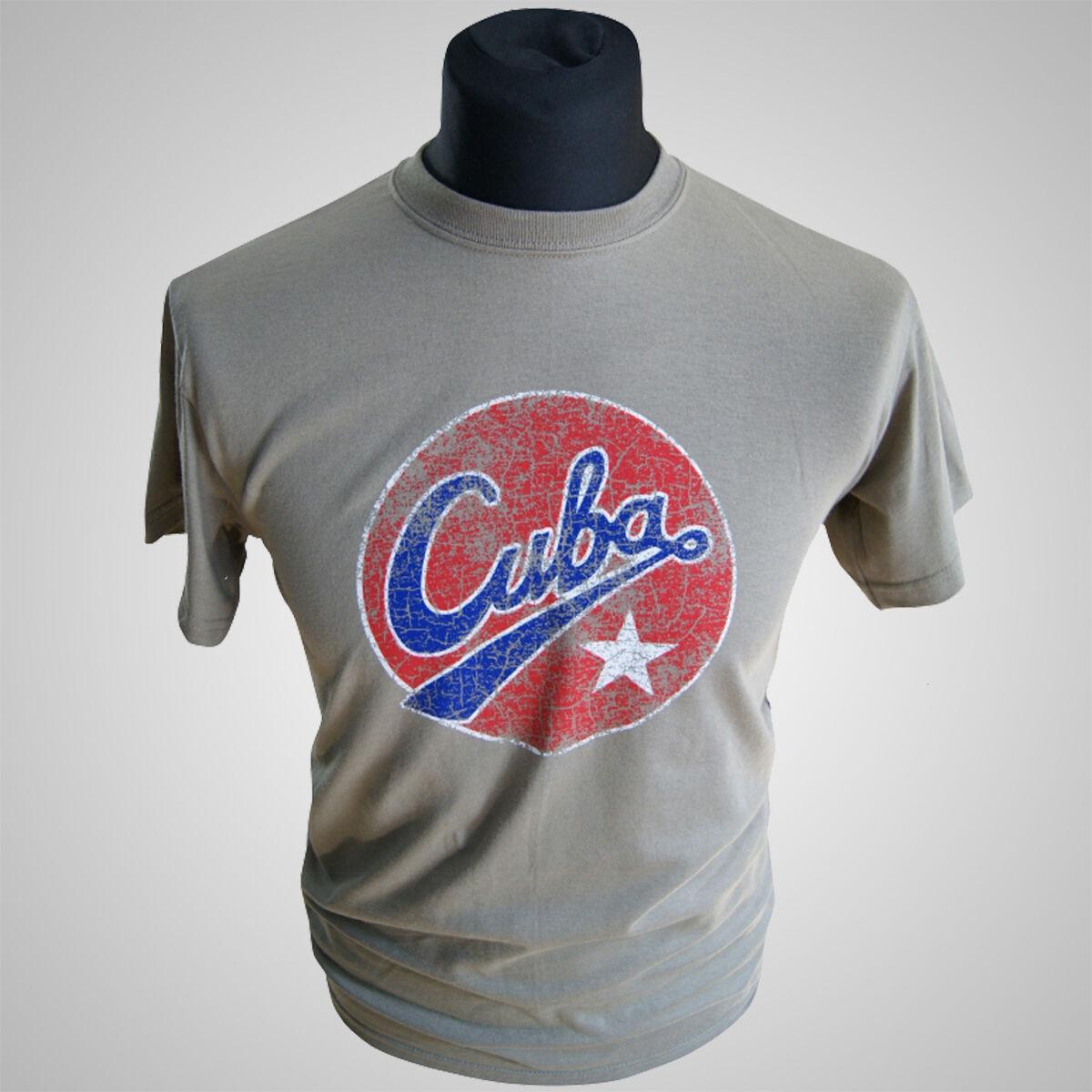 Retro K Che cuba retro t shirt che guevara fidel castro revolution ussr vintage ebay