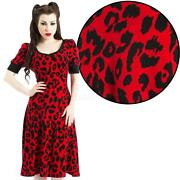 Pin Up Cherry Dress