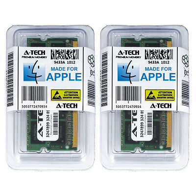 8GB KIT 2X 4GB PC3-10600 APPLE MacBook Pro APPLE iMac APPLE Mac mini MEMORY RAM segunda mano  Embacar hacia Argentina