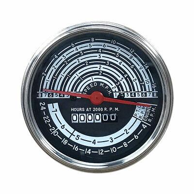 Tachometer Hour Meter D19 Gas Dsl Ac Allis Chalmers  296