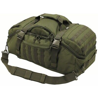 Professional Military Tactical Shooters Range Transport Travel Bag 48L OD Green ()